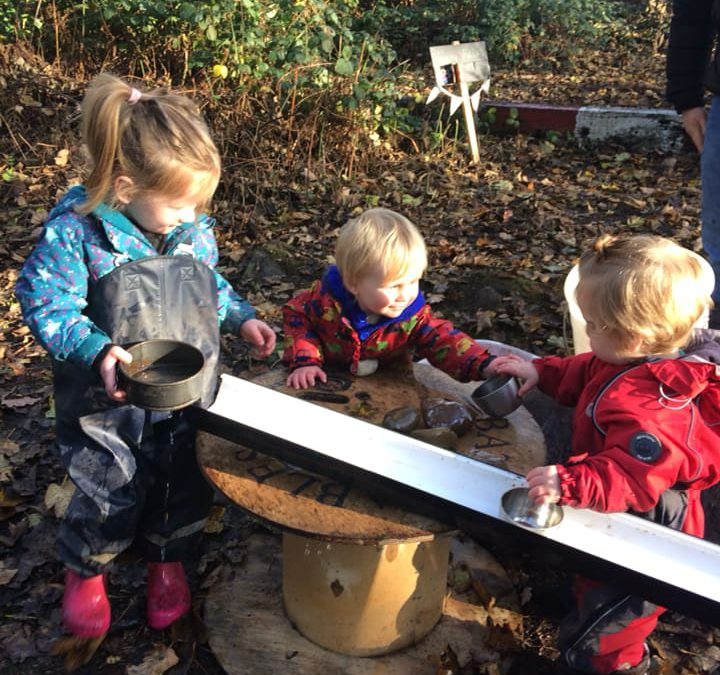 Foresteers Outdoor Preschool Open Day 6th July 2pm-4pm