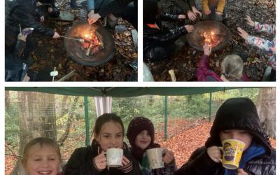 Foresteers Visits Lydgate Junior School