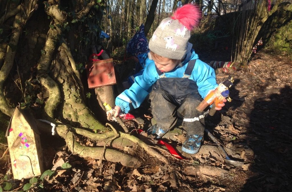 Outdoor Preschool February Open Day
