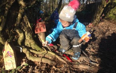 Outdoor Preschool Open Day coming soon!