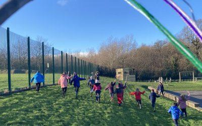 Foresteers Visit Athleston Primary School